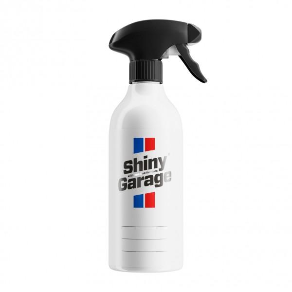 Shiny Garage Leerflasche 500ml inkl. Sprühkopf