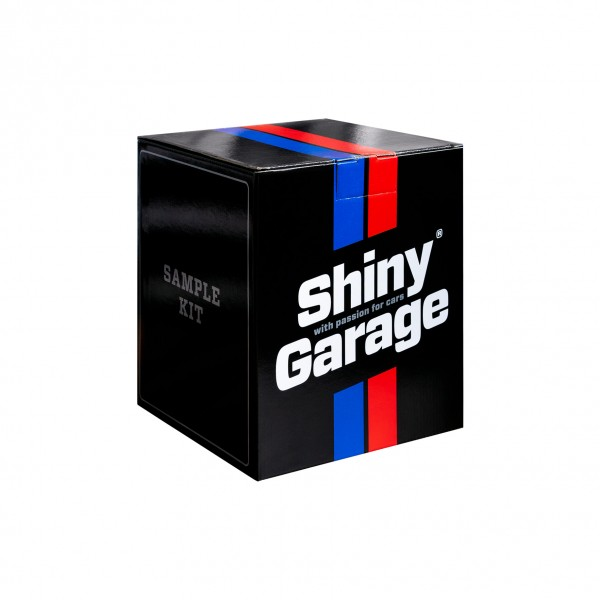 Shiny Garage Sample Kit