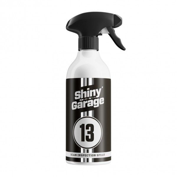 Shiny Garage Scan Inspection Spray (Pro)