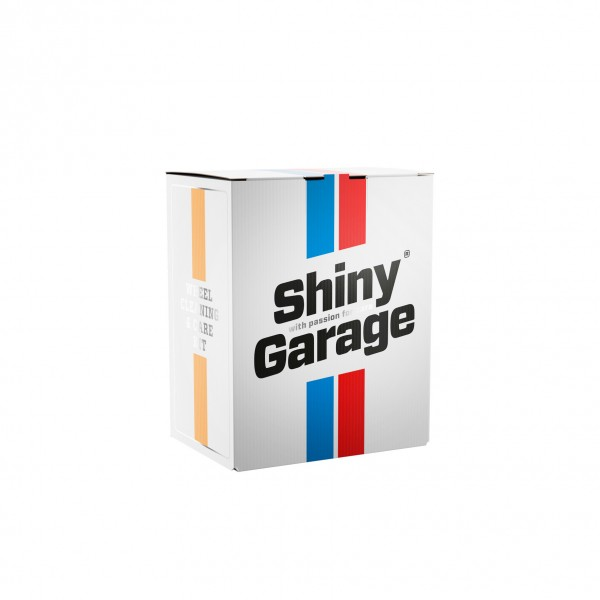 Shiny Garage Wheel Cleaning & Care Kit